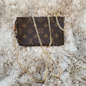 Louis Vuitton crossbody bucket Pouch